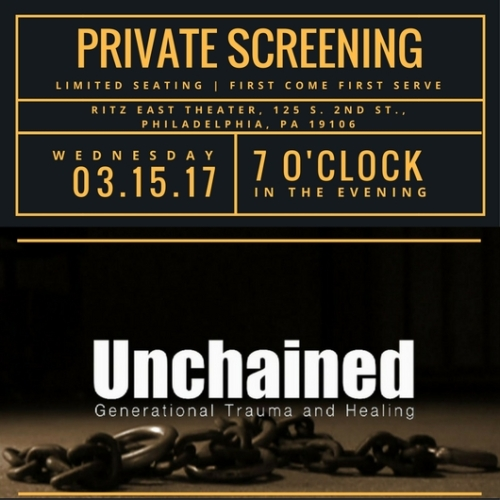 unchained-private-screening